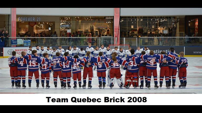 Team Quebec Brick 08 Montreal Brick