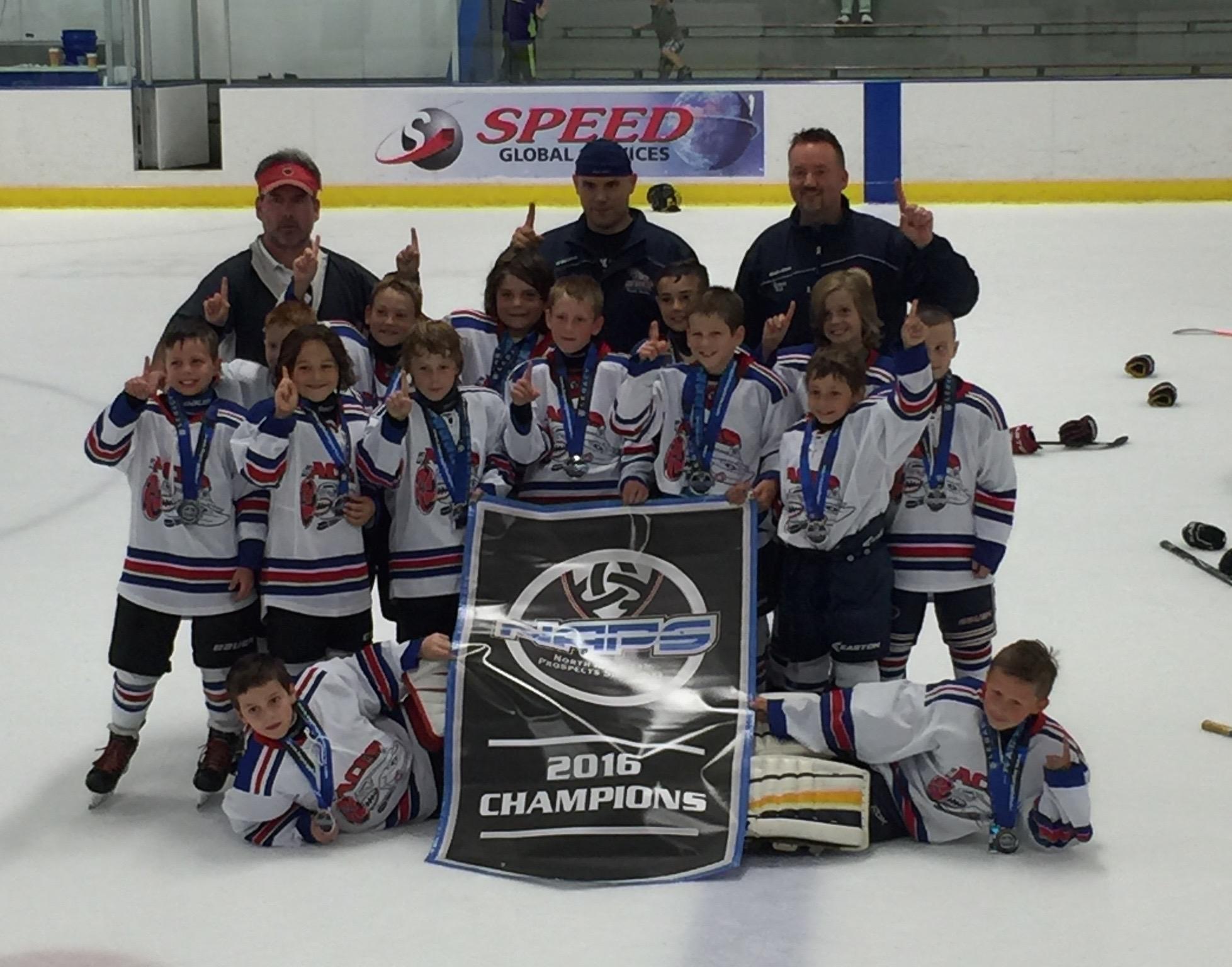 07 Aces Win Naps Buffalo 2016 U S Aces Hockey Club
