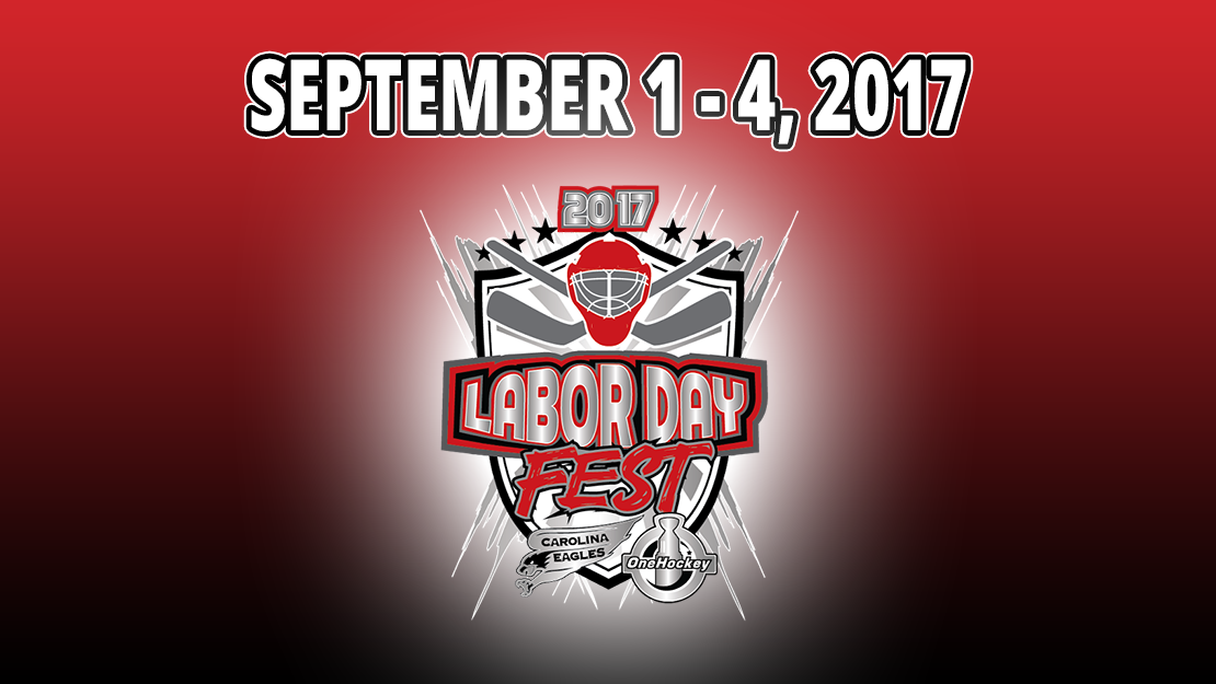 Carolina Eagles Labor Day Hockey Tournament @ Polar Ice House