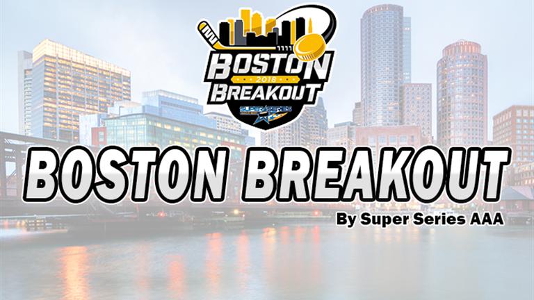 Welcome To The Boston Breakout Hockey Tournament Boston Breakout