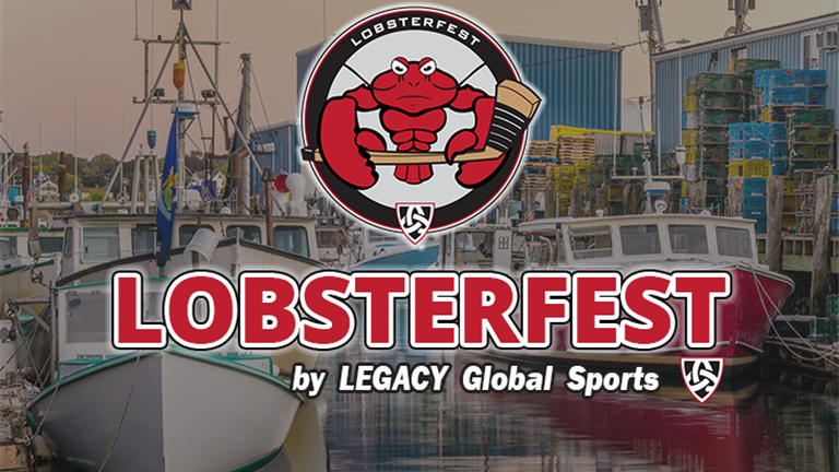 Welcome to Lobsterfest hockey tournament!