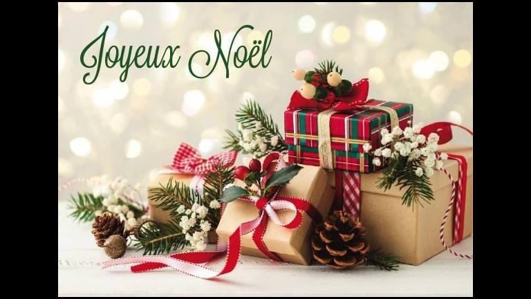 Joyeux Noël et Bonne Année 2020 | Ringuette Montréal-Nord