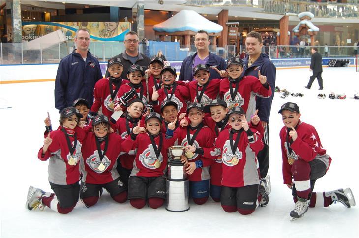 Past Champions 2004 2014 Onehockey